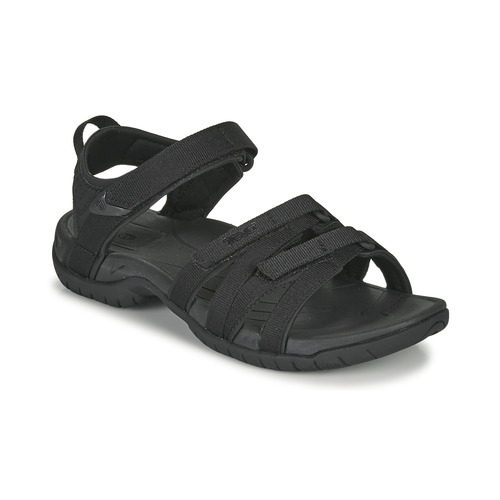 Chaussures Femme Sandales et Nu-pieds Teva TIRRA Noir