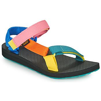 Chaussures Femme Sandales et Nu-pieds Teva ORIGINAL UNIVERSAL Multicolore