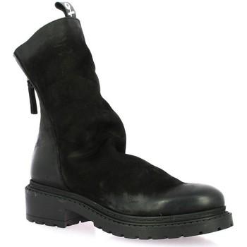Metisse Femme Boots  Boots Cuir Nubuck