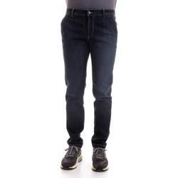 Vêtements Homme Jeans slim Camouflage CHINOS REY 17 D00 Jeans homme bleu bleu