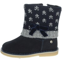Chaussures Fille Bottes de neige Melania ME1810B8I.E Bleu