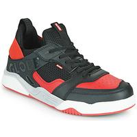 Chaussures Homme Baskets basses Globe TILT EVO Noir / Rouge