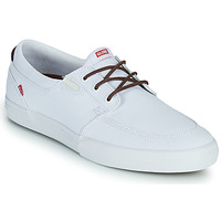 Chaussures Homme Baskets basses Globe ATTIC Blanc