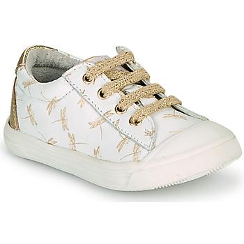 Chaussures Fille Baskets basses GBB MATIA Blanc