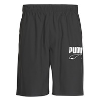 Vêtements Homme Shorts / Bermudas Puma Rebel Woven Short Noir