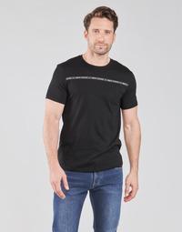 Vêtements Homme T-shirts manches courtes Armani Exchange 8NZT93-Z8H4Z Noir