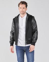 Vêtements Homme Blousons Armani Exchange 3KZB03-ZE1AZ Noir