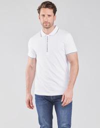 Vêtements Homme Polos manches courtes Armani Exchange 8NZF71-ZJH2Z Blanc