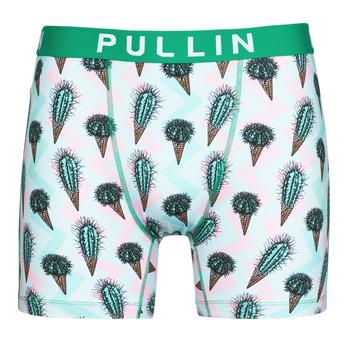 Sous-vêtements Homme Boxers Pullin FASHION 2 PRINTED COTTON Multicolore