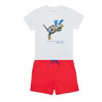 Vêtements Garçon Ensembles enfant Polo Ralph Lauren SOULA Multicolore