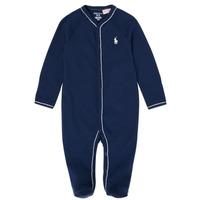 Vêtements Garçon Pyjamas / Chemises de nuit Scotch & Soda LOLLA Marine