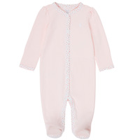 Vêtements Fille Pyjamas / Chemises de nuit Polo Ralph Lauren PAULA Rose