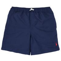 Vêtements Garçon Maillots / Shorts de bain Polo Ralph Lauren SOLAL Marine