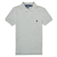 Vêtements Garçon Polos manches courtes Polo Ralph Lauren FRANCHI Bleu