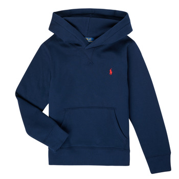 Vêtements Garçon Sweats Polo Ralph Lauren SONNA Marine