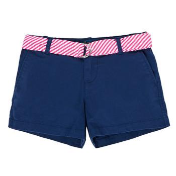 Vêtements Fille Shorts / Bermudas Polo Ralph Lauren FILLI Marine