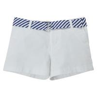 Vêtements Fille Shorts / Bermudas Polo Ralph Lauren FILLI Blanc