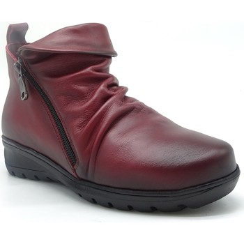 Chaussures Femme Boots Paula Urban 236 ROUGE