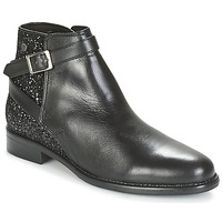 Chaussures Femme Boots Betty London NORINA Noir