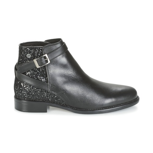 Noir Boots Betty Chaussures London Norina Femme srdtQxBhC
