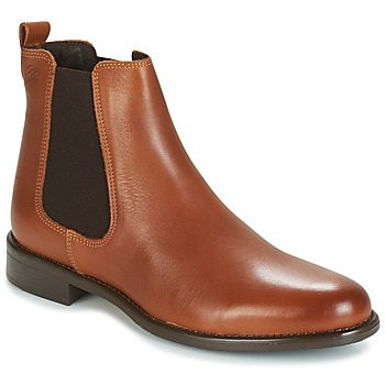 Bottines / Boots Betty London NORA Camel 350x350