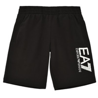 Vêtements Garçon Shorts / Bermudas Emporio Armani EA7 3KBS52-BJ05Z-1200 Noir