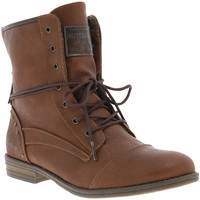 Chaussures Femme Bottines Mustang 1157-508-307 Marron