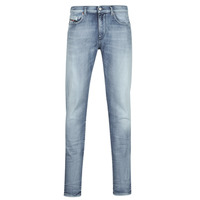 Vêtements Homme Jeans slim Diesel D-STRUKT Bleu Clair