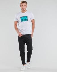 Vêtements Homme Jeans droit Diesel D-FINNING Noir