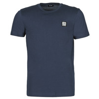 Vêtements Homme T-shirts manches courtes Diesel A00356-0AAXJ-81E Marine