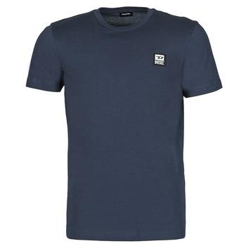 Vêtements Homme T-shirts manches courtes Diesel  Marine