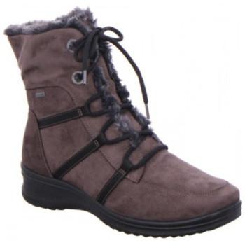 Chaussures Femme Bottes de neige Ara Boots 48554-68 Gris