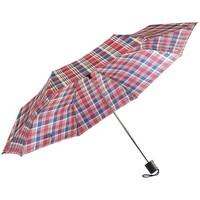 Accessoires textile Parapluies Léon Montane Parapluie Pliant Rouge et Bleu Fantaisie Rouge