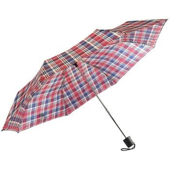 Parapluies Léon Montane Parapluie Pliant Rouge et Bleu Fantaisie