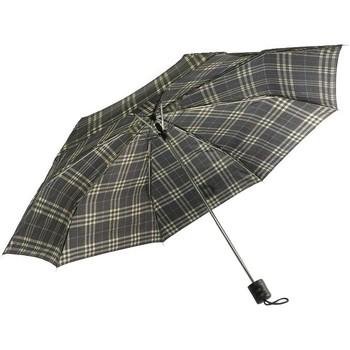 Parapluies Léon Montane Parapluie Pliant Vert et Noir Fantaisie