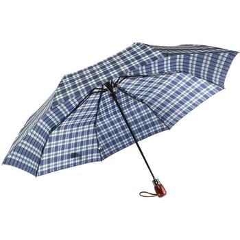 Parapluies Léon Montane Parapluie Automatique Bleu et Beige Fantaisie