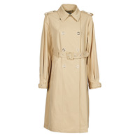 Vêtements Femme Trenchs Guess PEGGY TRENCH Beige