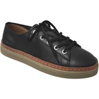 Chaussures Femme Derbies Kickers Samla Noir cuir