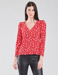 Vêtements Femme Tops / Blouses Naf Naf COLINE C1 Rouge