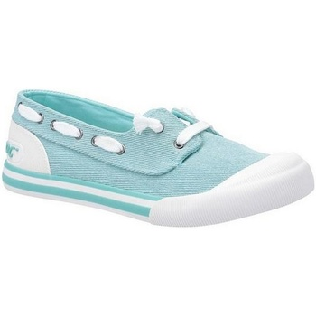 Chaussures Femme Baskets basses Rocket Dog  Turquoise