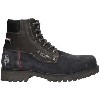 Chaussures Homme Boots U.s Polo Assn BORAL4132W0/SL1 bottes Homme BLEU BLEU