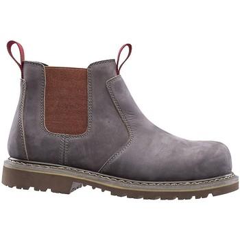 Chaussures Femme Chaussures de sécurité Amblers Safety  Gris