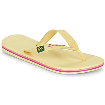 Chaussures Enfant Tongs Ipanema IPANEMA CLAS BRASIL II KIDS Jaune