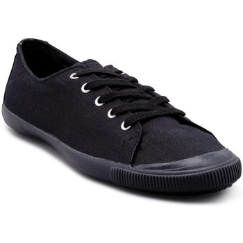 Chaussures Homme Baskets basses People'Swalk 64015NOIR Noir