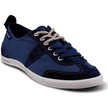 Chaussures Homme Baskets basses People'Swalk 35064BLEU BLEU MARINE Bleu