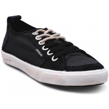 Chaussures Homme Baskets basses People'Swalk 52971NOIR Noir