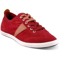 Chaussures Homme Baskets basses People'Swalk 54755ROUGE CARMIN Rouge