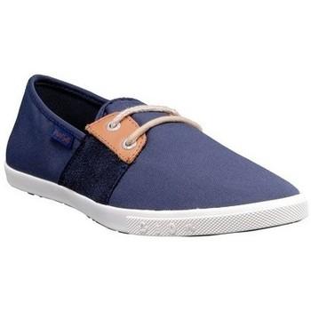Chaussures Homme Baskets basses People'Swalk 55438BLEU BLEU MARINE Bleu