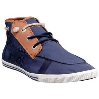 Chaussures Homme Baskets montantes People'Swalk 55434BLEU BLEU MARINE Bleu