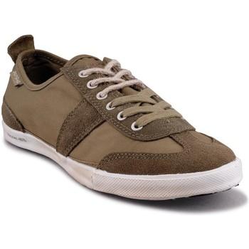 Chaussures Homme Baskets basses People'Swalk 35064VERT VERT KAKI Vert